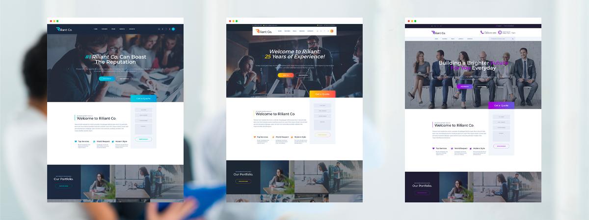 thiết kế web theo yêu cầu chuyên nghiệp