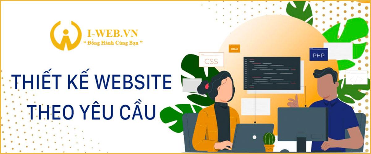ưu điểm thiết kế web theo yêu cầu