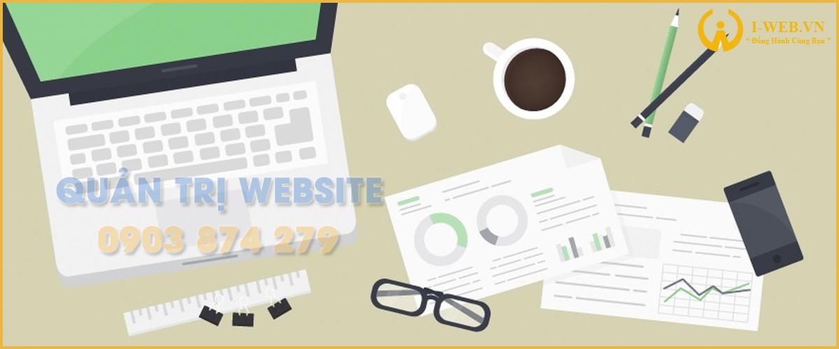 nội dung quản trị web