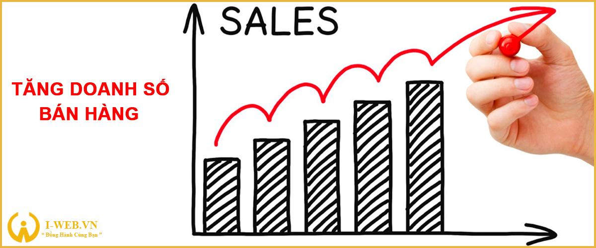 web bán hàng giúp tăng doanh số bán hàng