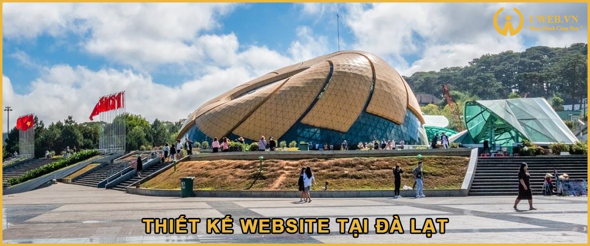 thiết kế web tại đà lạt