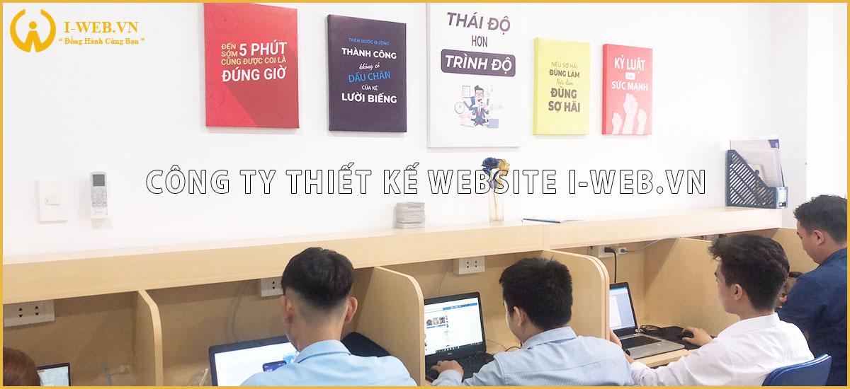 công ty thiết kế website uy tín tại hcm