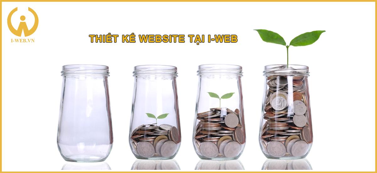 tiết kiệm chi phí thiết kế web